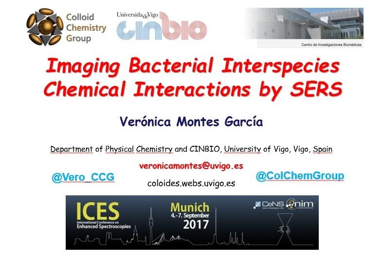 Verónica Montes-García oral presentation
