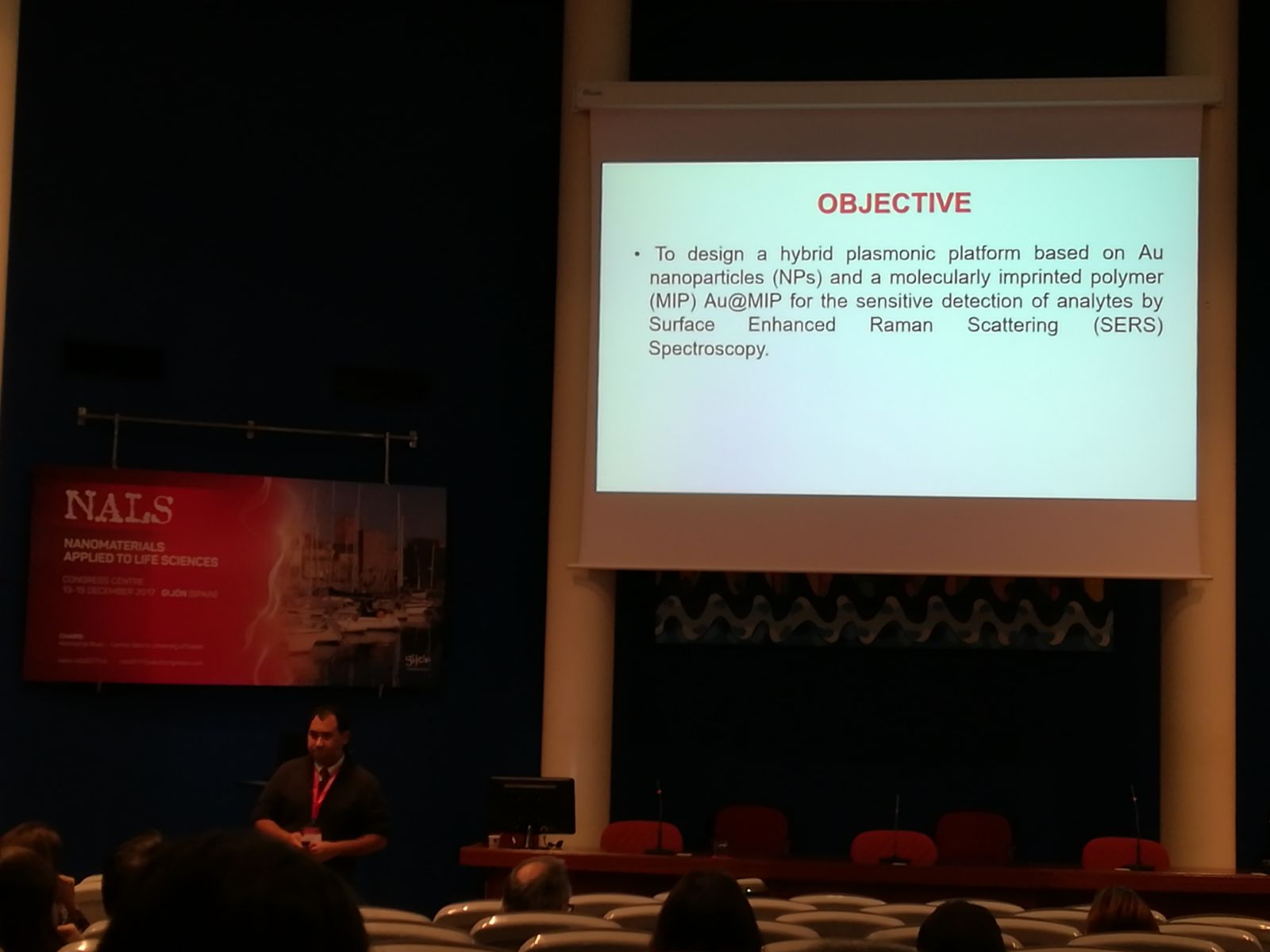 Dr. Alex Castro oral presentation
