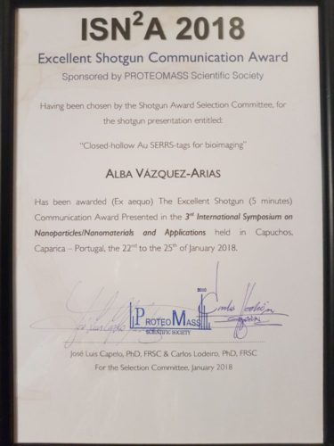 Excellent Shotgun Communication Award