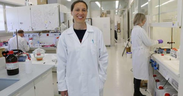 Isabel Pastoriza Santos: «Somos uno más, no se tiene en cuenta que hagamos investigación de buena calidad»