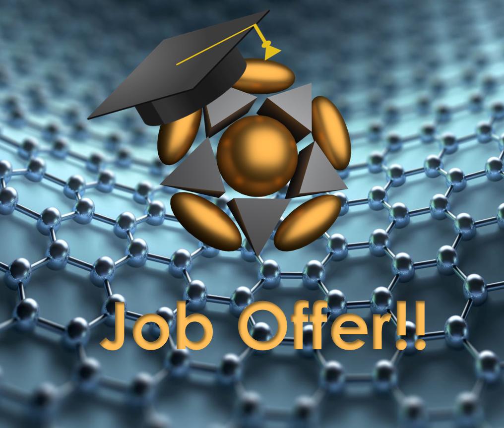 JOB Offer: PhD Opportunity