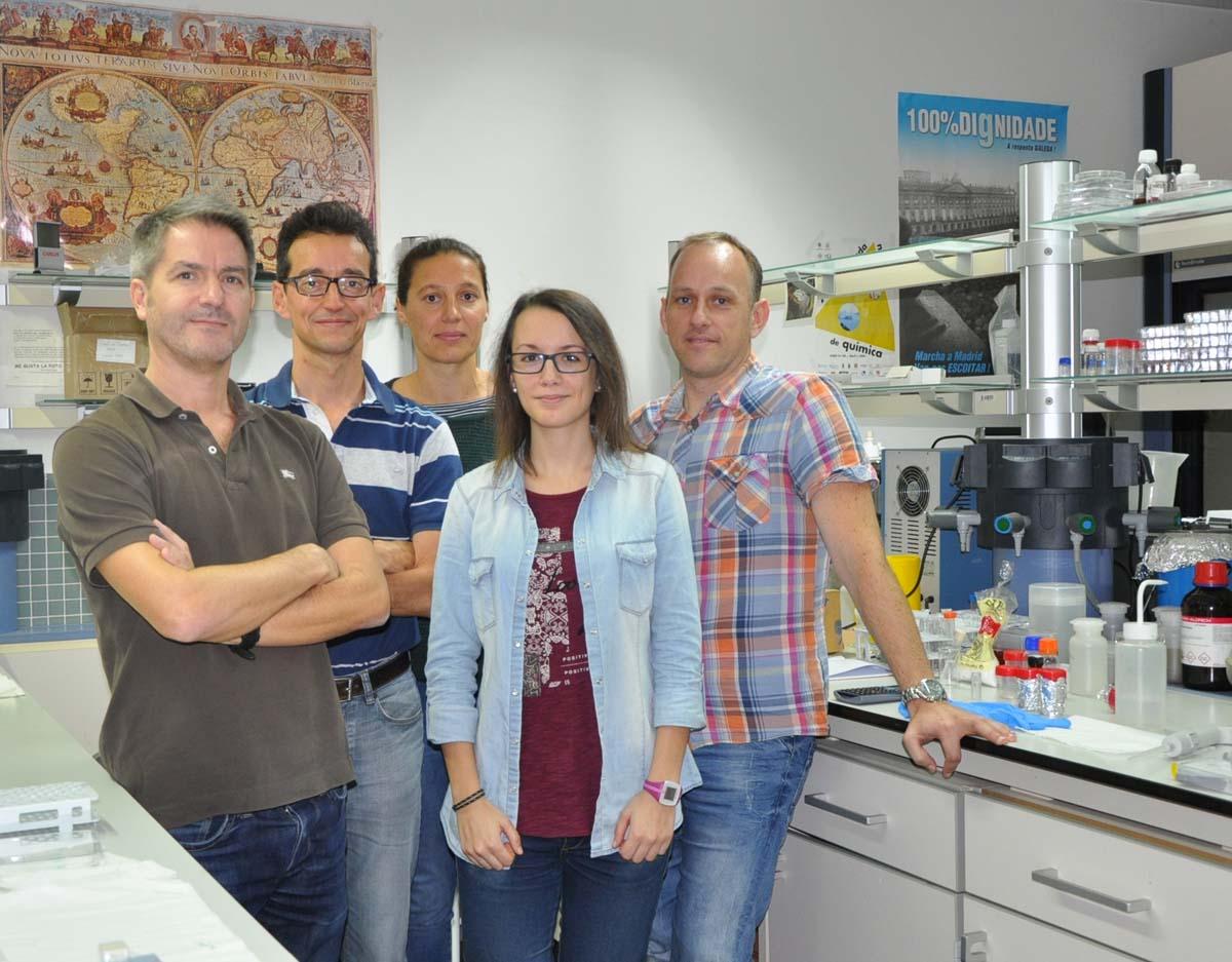 A UVigo leva novos sensores para detectar infeccións ata Nature Material