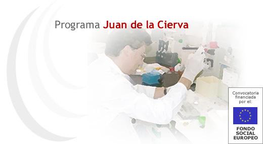 Juan de la Cierva Postdoctoral Grants