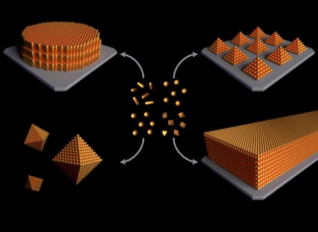 Plasmonic Supercrystals